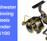 Freshwater Spinning Reels Under $100