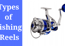 Types of Fishing Reels