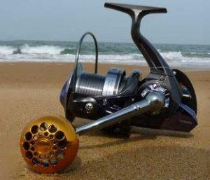 surf fishing reel