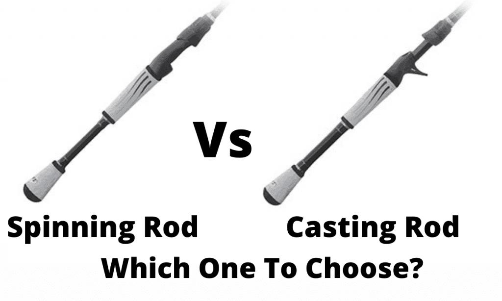 Spinning Vs Casting Rods